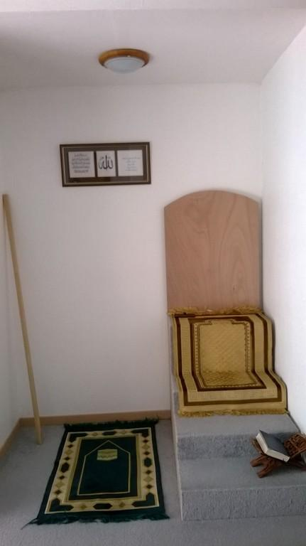 minbar mosquee thouars