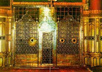 tombe prophete Mohammed(1)