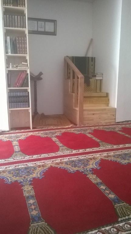 lieu de prière
