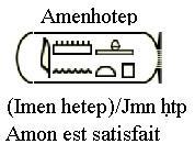 Amenhotep iv amenophis iv