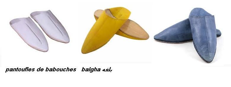 Balgha pantoufle babouche