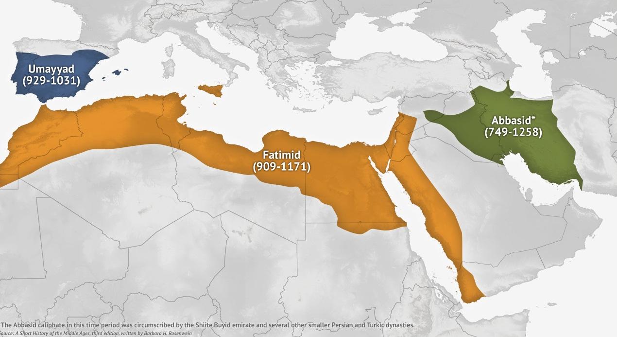 Califat fatimides