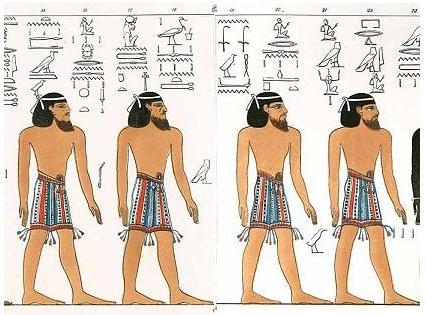 Cananeens egypte 3 siecle avant notre ere