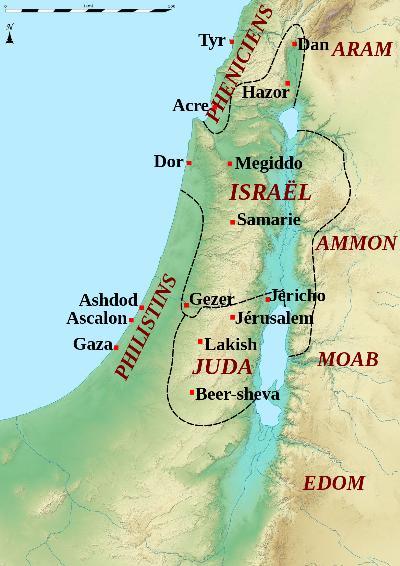 Carte israel2