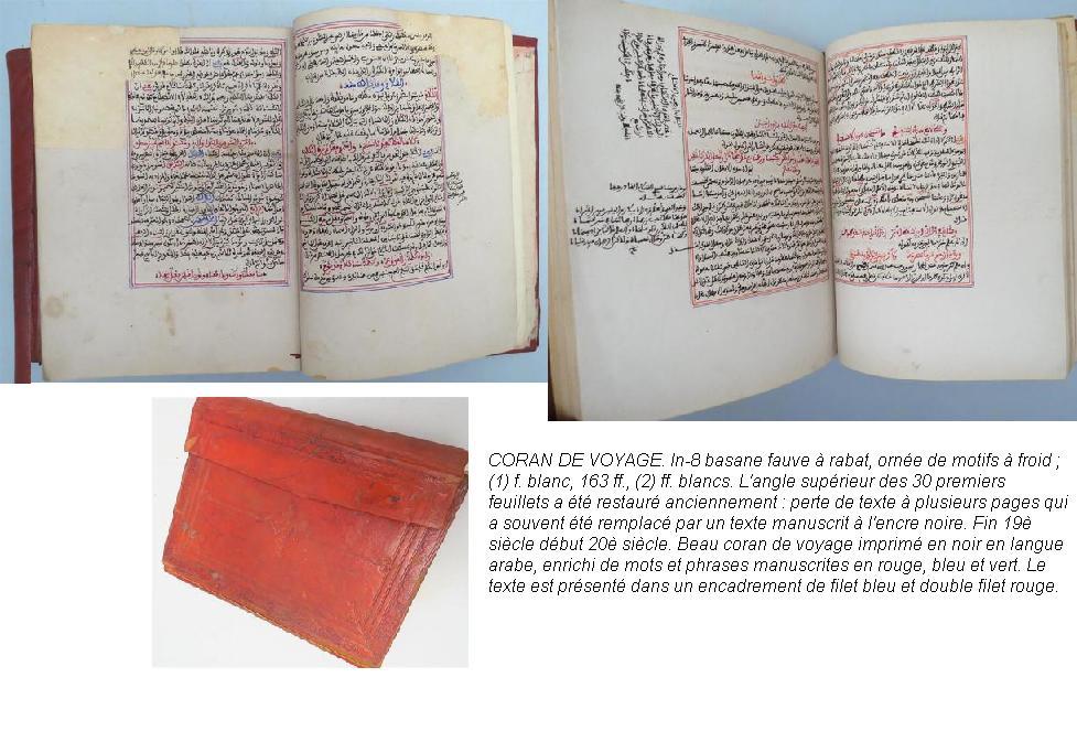Coran 19 20e siecle