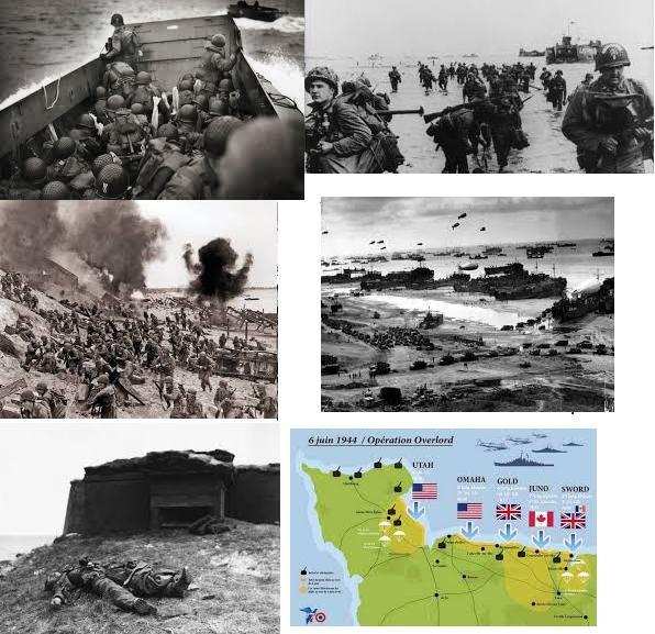 Debarquement 6 juin 1944 france