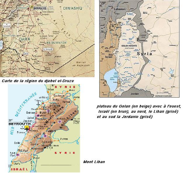 Druze liban