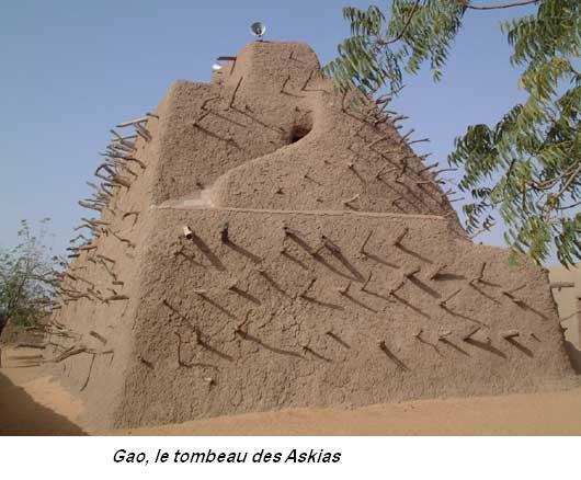 Gao le tombeau des askias