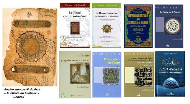 Ghazali livres
