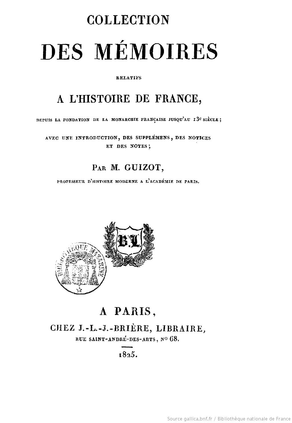 Histoire des croisades par jacques de vitry edition de 1825