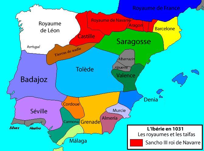 Iberia epoque taifas
