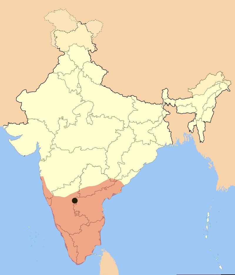 Le royaume de vijayanagara vers 1446 1520