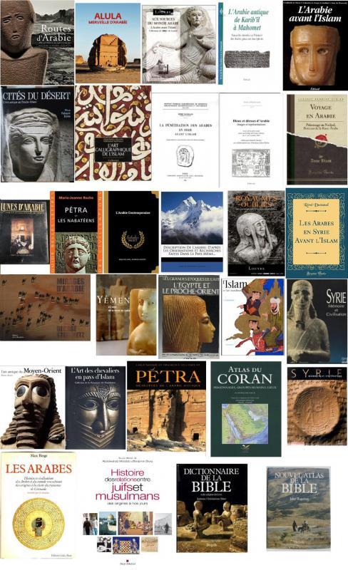 Livres sur civilisation arabes pour site