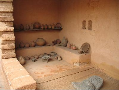 Maison israil epoque ancienne