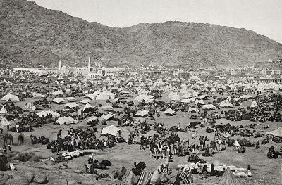 Mina en 1889