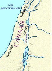 Pays de canaan