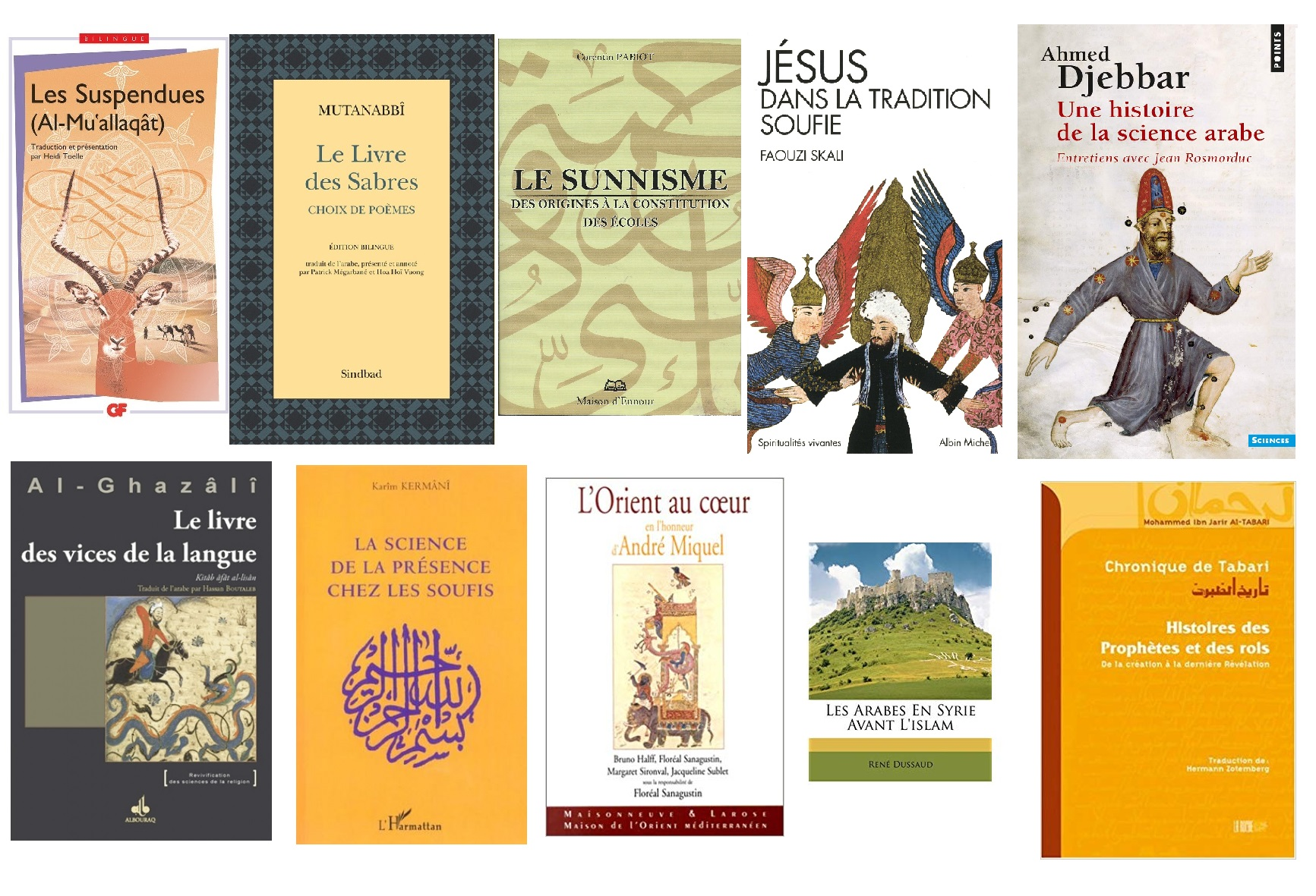 Selection livres fevrier 2019