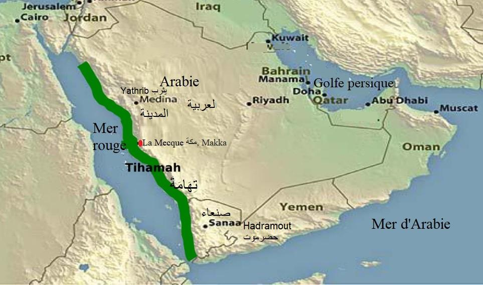 Tihama arabie 1